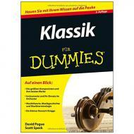 Pogue, D. / Speck, S.: Klassik für Dummies