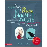 Dumas, K. / Dürr, J.: Eine kleine Nachtmusik – Eine Geschichte zur Serenade von W.A. Mozart (+CD)