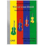 Steinkühler, S.: Vier auf einen Streich — Begleitstimme für Klavier
