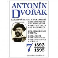 Dvořák, A.: Korrespondenz und Dokumente – Bd. 7