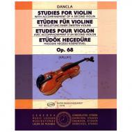 Dancla, J. B. Ch.: Etüden für Violine Op. 68