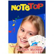 NoteTop card game