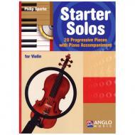 Sparke, Ph.: Starter Solos (+CD)