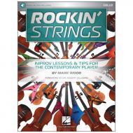 Wood, M.: Rockin' Strings: Cello (+Online Audio)