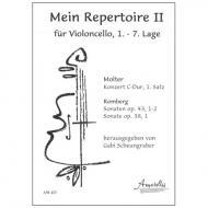 Scheungraber, G.: Mein Repertoire Band 2