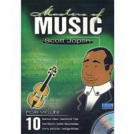 Masters Of Music: Joplin, S. (+CD)