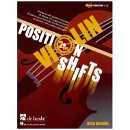 Dezaire, N.: Violin Position Shifts (+2 CDs)