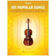 101 Popular Songs for Viola