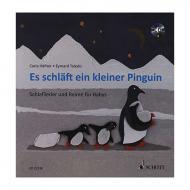 Häfner, C.: Es schläft ein kleiner Pinguin (+CD)