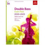 ABRSM: Double Bass Exam Pack Initial Grade (2020-2023)