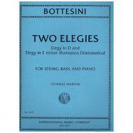 Bottesini, G.: 2 Elegien