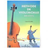 Bourin, O.: Méthode de violoncelle Vol. 1