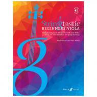 Wilson, M. / Wood, P.: Stringtastic Beginners: Viola (+Online Audio)
