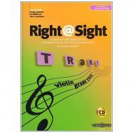 Lumsden, C.: Right@Sight for Violin Grade 2 (+CD)