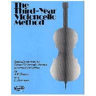 Benoy, A. W.:The Third Year Violoncello method