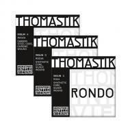 RONDO violin strings A-D-G by Thomastik-Infeld