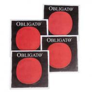 OBLIGATO violin string SET by Pirastro