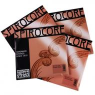 SPIROCORE bass string SET by Thomastik-Infeld