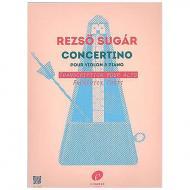 Sugár, R.: Concertino