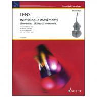Lens, N.: Venticinque movimenti