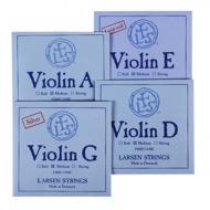 LARSEN violin string SET