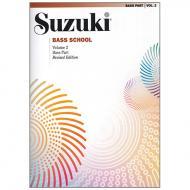 Suzuki Bass School Vol. 2