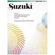 Suzuki Cello School Vol. 1 – Ensembles for Cello