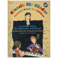 Mohrs, R.: Klassik für Kinder (+CD)