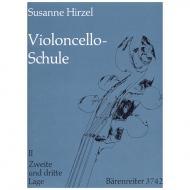 Hirzel, S.: Violoncello-Schule – Heft 2