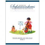 Sassmannshaus, E.: Früher Anfang auf dem Cello Band 2