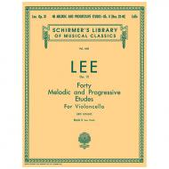 Lee, S.: Melodische und Progressive Etüden Op. 31 Band 2 (Nr. 23-40)