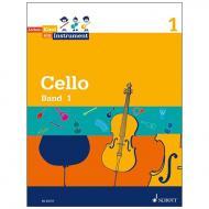 Jedem Kind ein Instrument - Cello Band 1