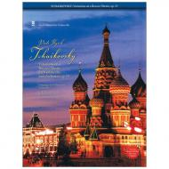 Tchaikovsky, P. I.: Variations On A Rococo Theme Op. 33 (+CD)