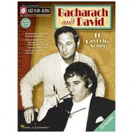 Bacharach and David (+CD)