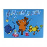 """Post card birthday serenade """"Die Maus"""""""