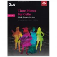 Black, C./Harris, P.: Time Pieces for Cello Band 3