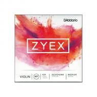 ZYEX violin string D by D'Addario