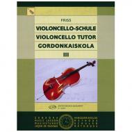 Friss, A.: Schule für Violoncello Band 3