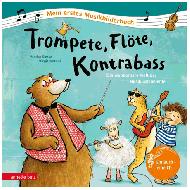 Simsa, M.: Trompete, Flöte, Kontrabass (+CD)
