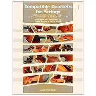 Compatible Quartets for Strings – viola