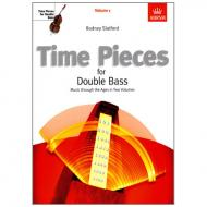 Time Pieces For Double Bass - Volume 1