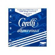ALLIANCE VIVACE violin string E by Corelli