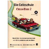Utbult, J. / Lindström,  U.: Die Celloschule »Cellotaxi« Band 2 (+Online-Audio)