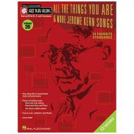 All the Things You Are & More: Jerome Kern Songs (+CD)