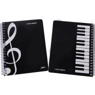 Notebook blacky