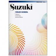 Suzuki Violin School Vol. 1