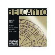 BELCANTO SOLO bass string F sharp4 by Thomastik-Infeld
