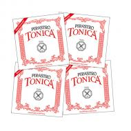 TONICA »NEW FORMULA« viola string SET by Pirastro