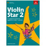 Jones, E. H.: Violin Star 2 (+CD)