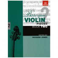 Baroque Violin Pieces Band 2